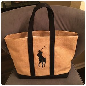 Limited edition Ralph Lauren Tote